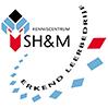 SH&M > Sticker Erk Leerbedr 2008-PMS